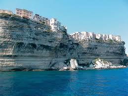 Bonifacio les falaises