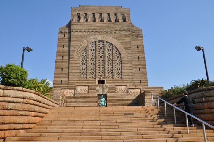 Voortrekken Monument à Prétoria