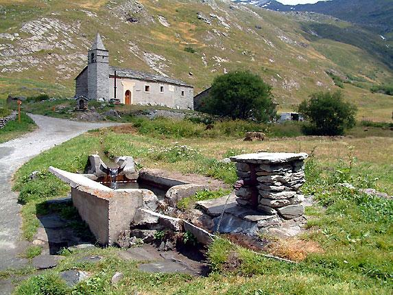 Le hameau d'Averole