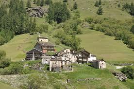 Le hameau des Vincendieres