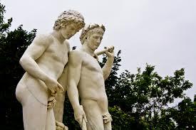 Castor et Pollux-Jardins de Versailles