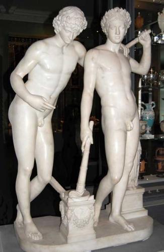 Castor et Pollux (Temple de Rome)