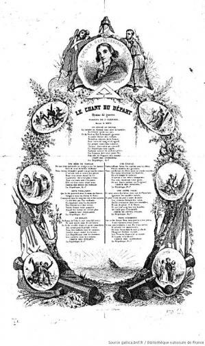Chant du depart 1794