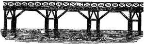 Le pont sublicius selon luigi canina