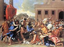 Nicolas poussin 1634 1635 metropolitan museum new york